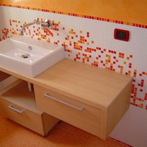 RIstrutturazione - bagno moderno