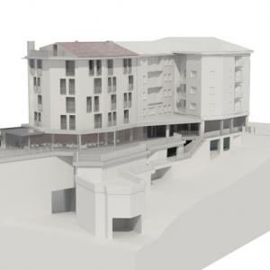 Progetti e rendering 3D
